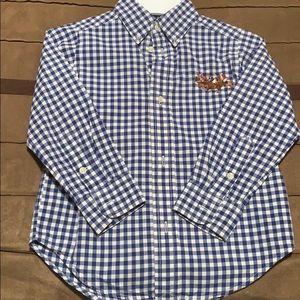 😍Auth Ralph Lauren church dress shirt boys 3t